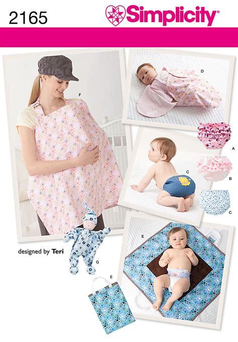 nursing cover up pattern free simplicity 2165 babies diaper covers nursing shield