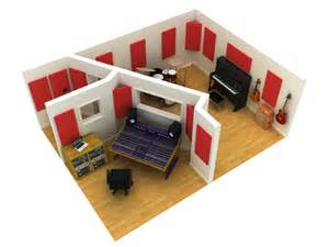 nice How To Soundproof A Bedroom #3: recording-studio-soundproofing.jpg