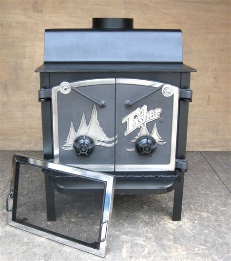 Fisher Fireplace by Fisher Wood Stove Whole House Heater Up Ship Acton