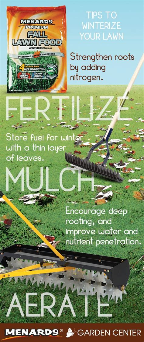 Menards Lawn And Garden by Tips To Weatherize Your Lawn Read Article Http