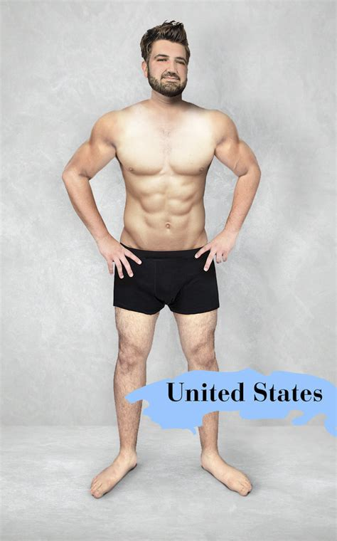 male muscle specimens what the perfect male body looks like in 15 different