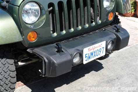 homemade jeep bumper jeep jk wrangler homemade stubby front bumper write up