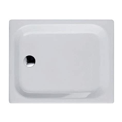bette shower tray bette duschwannen flat rectangular shower tray white