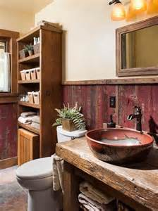 Rustic Bathrooms Designs rustic bathrooms designs rustic modern bathroom with corner showers