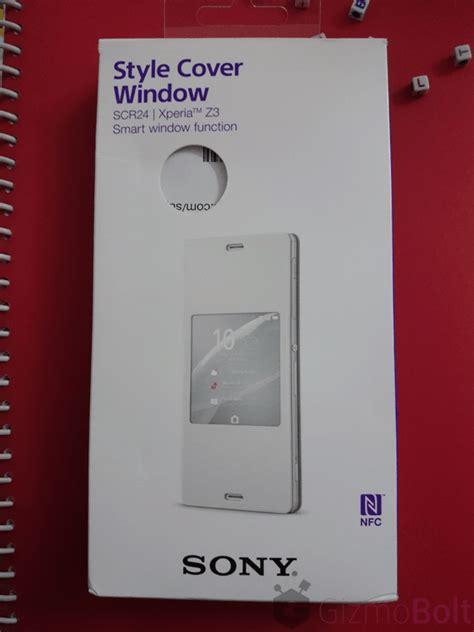 Sony Style Cover Window Scr24 For Xperia Z3 sony scr24 style cover window for xperia z3 look of