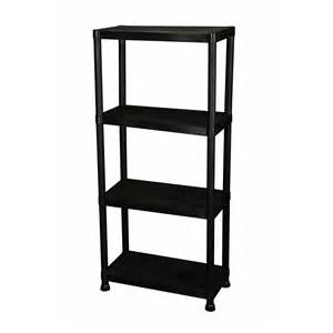 4 tier shelf rack