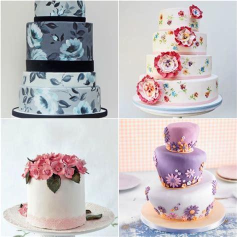 fiori cake design torte di matrimonio con fiori trashic