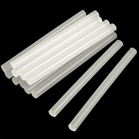Stick Glue Gun Kecil 10pcs translucence melt glue adhesive sticks 7x100mm alex nld