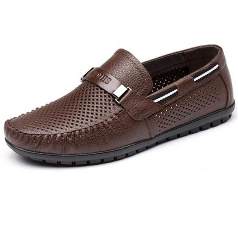 summer shoes flats 2016 hollow genuine leather summer shoes flats loafers