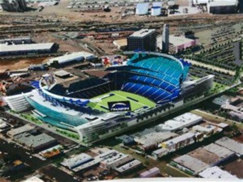 san diego chargers stadium news new chargers stadium dannecker associates