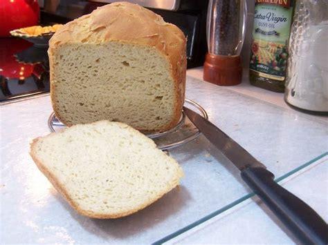 Free Bread Machine Recipes Spectacular Gluten Free Bread In The Bread Machine