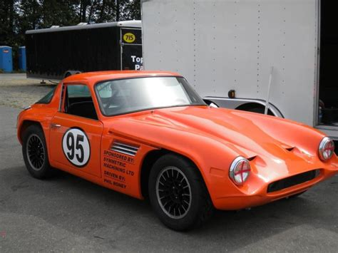 rare sports cars 1970 tvr vixen vintage sports car race car scca rare