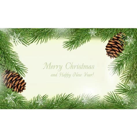 Card Frames Templates Pine Boughs by 1000 Images About Chrismis Vector Graphics On