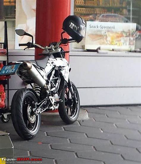Motorradmarkt Uk by Ktm Enduro 390 Spotted In Austria Team Bhp