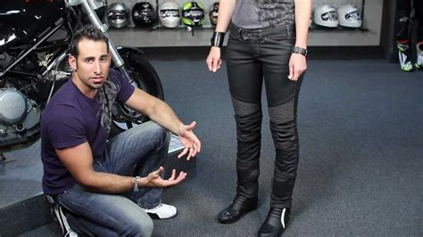 Dainese Women's D25 Jeans Review at RevZilla.com   YouTube