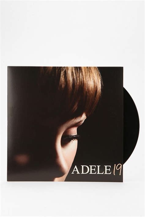 Vinyl Adele adele 19 lp mp3 vinyls adele and album
