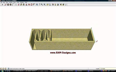 ram design ram designs alpine type r 10 quot ported sub box design