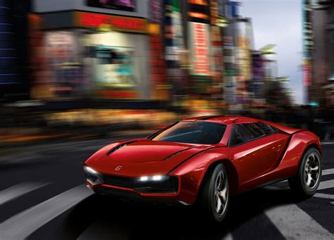 supercar suv italdesign parcour concept supercar suv or both image