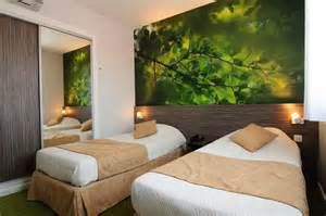 chambre quot nature quot hotel dauly lyon bron