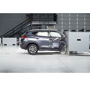 Some Small SUVs May Stint Front Passengers On Safety IIHS