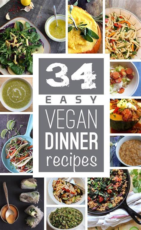 easy vegan dinner easy vegan dinner recipes family healthy family