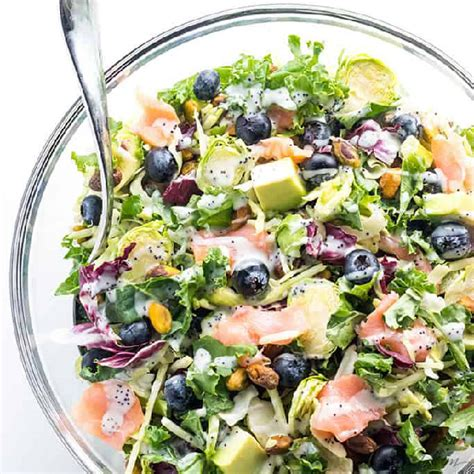 Detox Superfoods Salad by 35 Most Popular Low Carb Recipes To Start The New Year Healthy