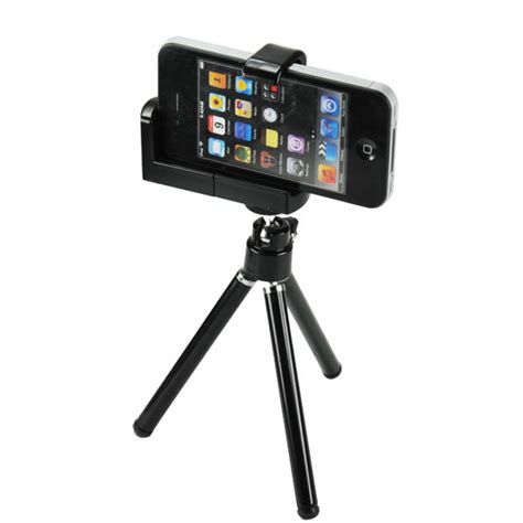 Tripod For Iphone plastic holder stand rotatable tripod for iphone 4 max
