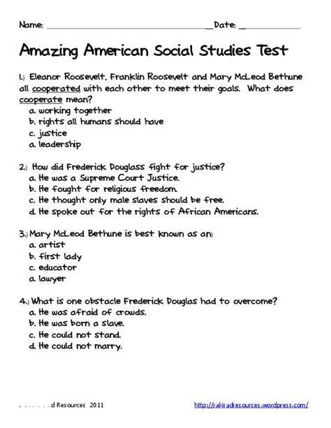 Free 7th Grade Social Studies Worksheets by Social Studies Worksheets 3rd Grade