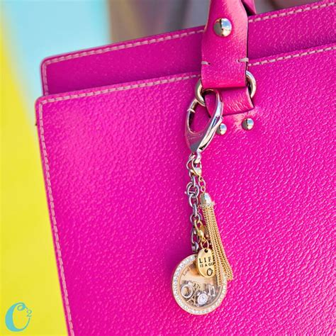 Origami Owl Bag - out the door with your new travel companion the