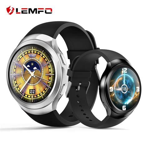 Lemfo Les 1 Android 5 1 1gb 16gb Smartwatch 2 0 Mp lemfo les2 android 5 1 smart 1gb 16gb rate