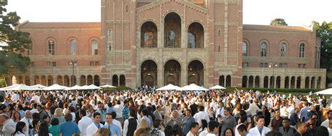Of California Los Angeles Mba Ranking by Best Schools Rankings David Geffen School Of