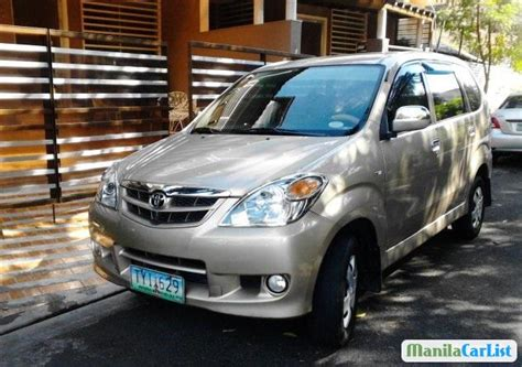 Avanza 2011 Manual toyota avanza manual 2011 for sale manilacarlist