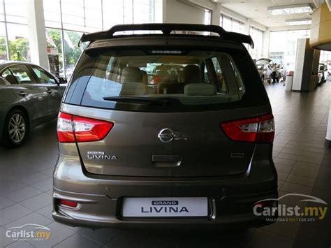nissan grand livina malaysia all new livina car autos post