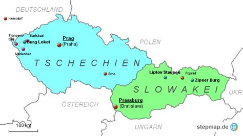 karte deutschland tschechien tschechien slowakei boademeester landkarte f 252 r europa