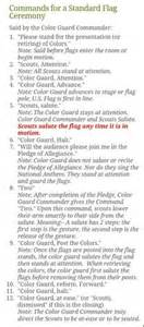 color guard commands color guard commands colorguard color