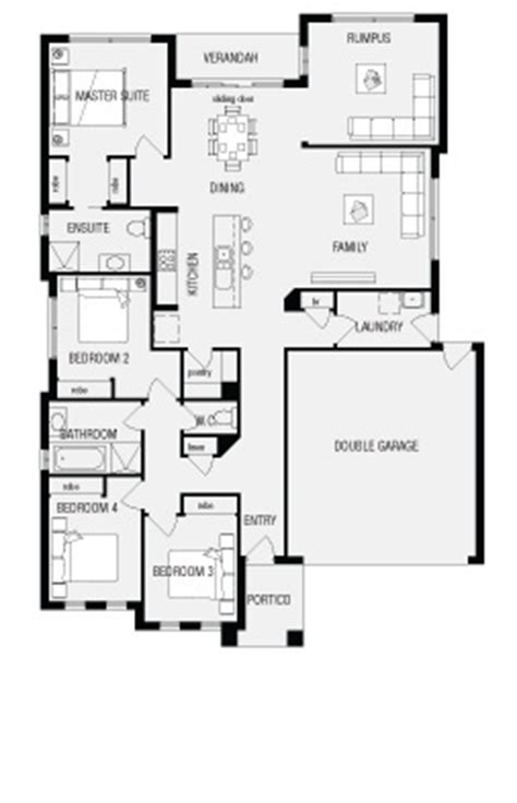 46 Best Images About House Designs On Pinterest Home New House Plans Adelaide