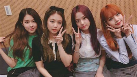 black pink girl band blackpink members dish on diets and exercising soompi