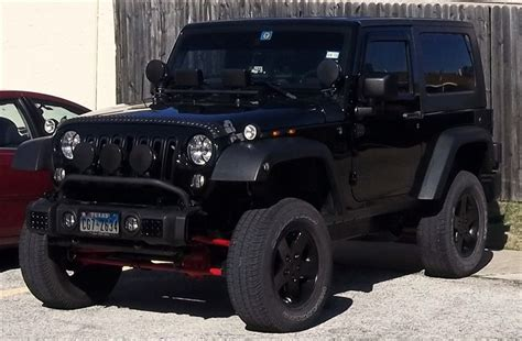 Jeeps With Light Bars Rugged Ridge Light Bar Auto Parts At Cardomain