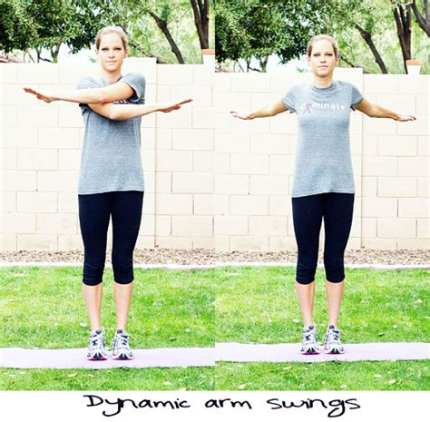 arm crossover swings dynamic arm swings inspired rd