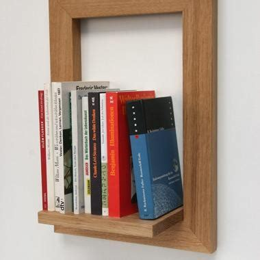 small framed wall shelf from design 3000