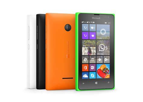 Hp Nokia Microsoft Lumia 532 microsoft meluncurkan ponsel pada harga yang terjangkau lumia 435 lumia 532 amanz