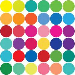 color dots rainbow polka dot wallpaper cliparts co
