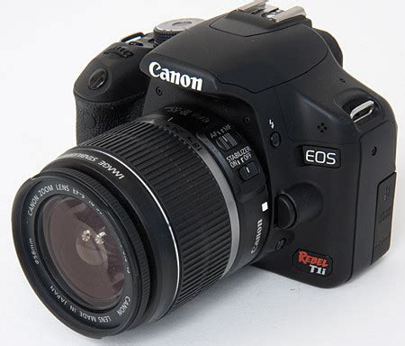 canon eos rebel t1i review | digital camera resource page