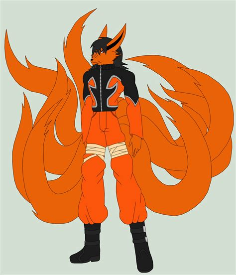 kurama nine tails by pyrus leonidas on deviantart