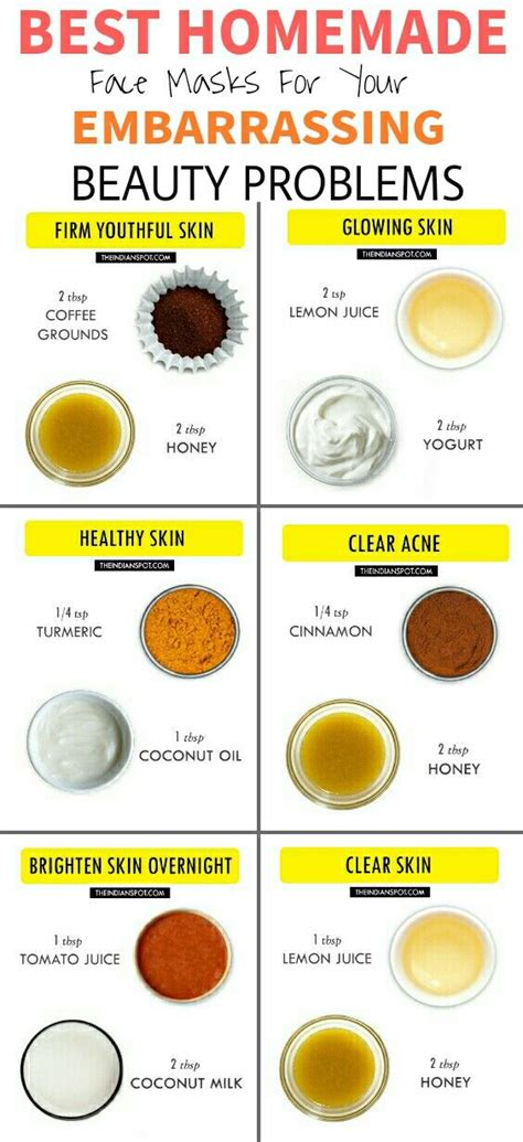 mask diy for acne 11 amazing diy hacks for your embarrassing problems masks popular pins