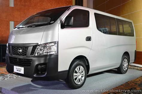 nissan philippines price nissan philippines to increase prices of 2018 urvan nv350