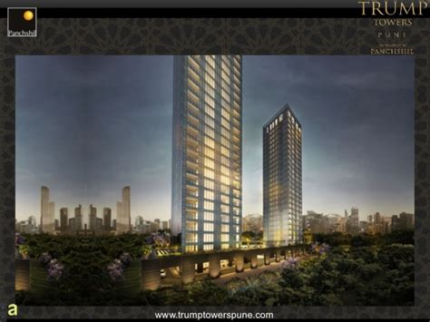 trump tower apartments trump towers pune apartments in kalyani nagar pune by