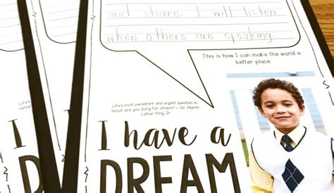 Dr Martin Luther King Jr Biography Essay by A Kinderteacher A Primary Teaching