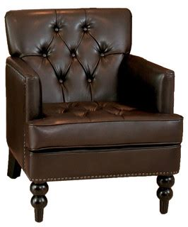 traditional leather armchairs uk medford club chair traditional armchairs accent