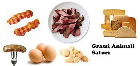 alimenti con grassi saturi differenze tra grassi saturi e insaturi parliamo davvero